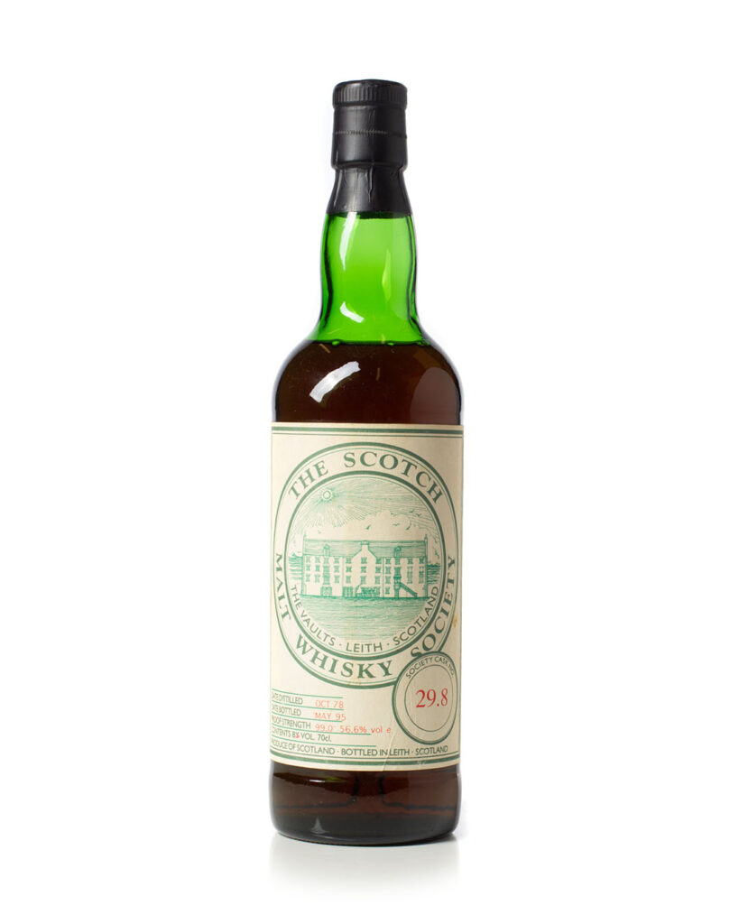 Laphroaig 1978 SMWS 29.8 for sale