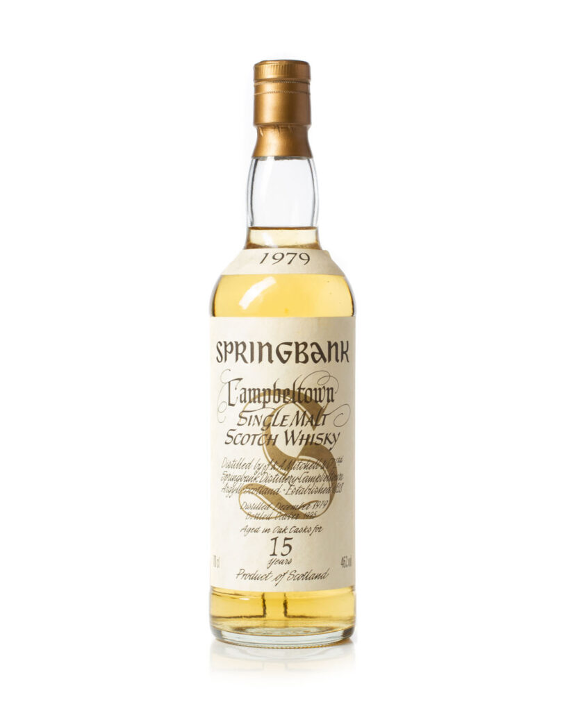 Springbank 1979 15 year old for sale