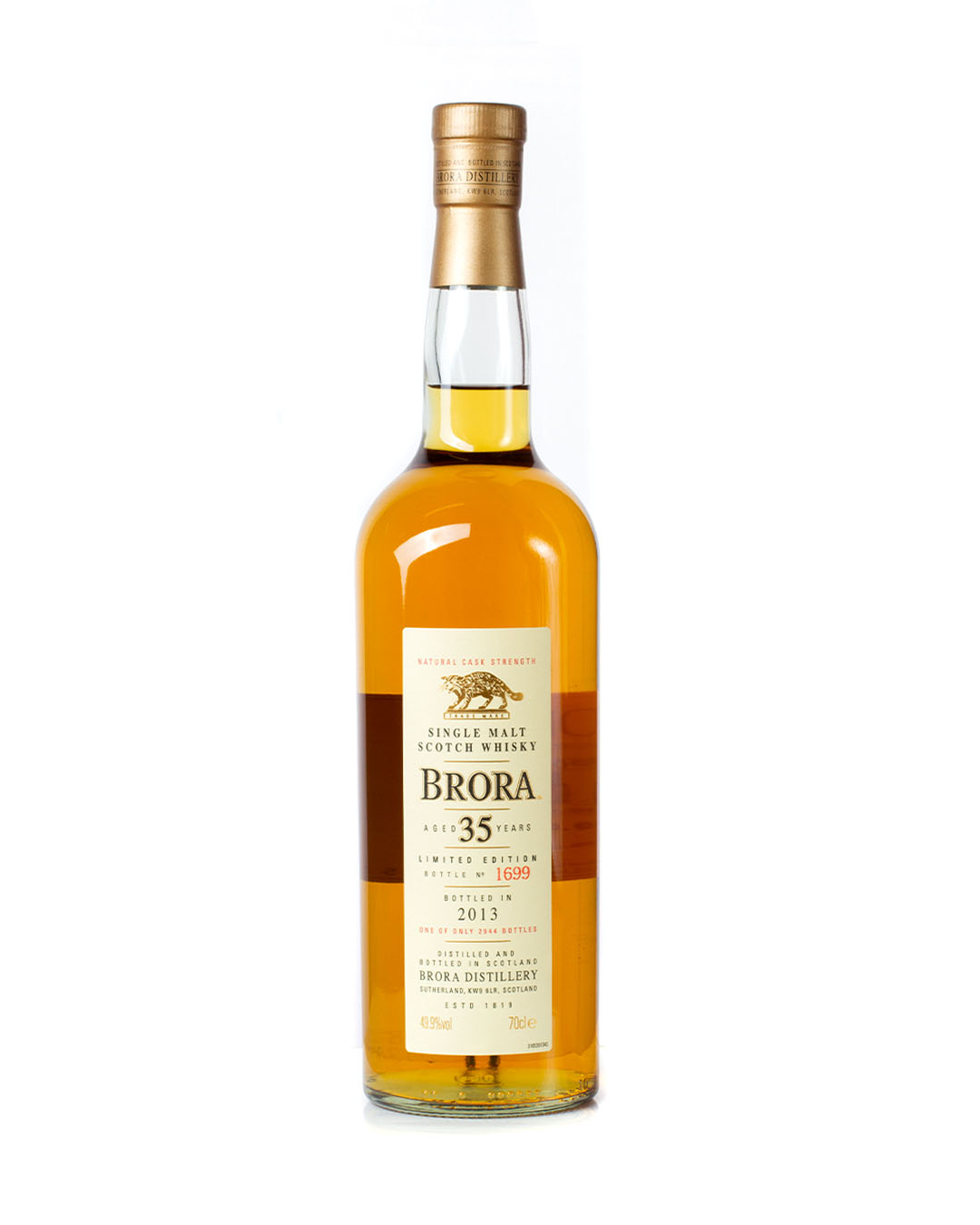 Buy Brora 35 Year Old 2013 release