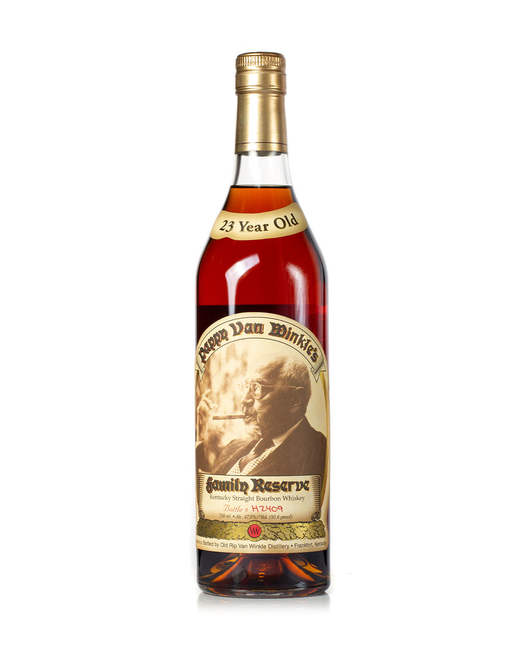 Pappy Van Winkle, 23 Year Old Family Reserve