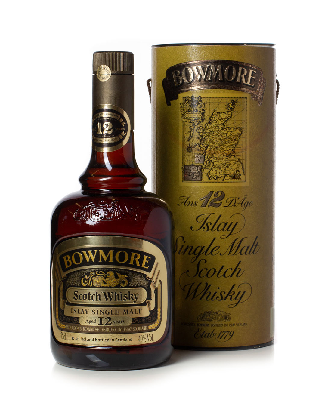 Buy Bowmore 12 year old 1980s