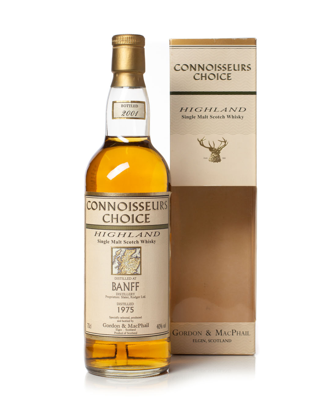 Buy Banff 1975 Connoisseurs Choice whisky online