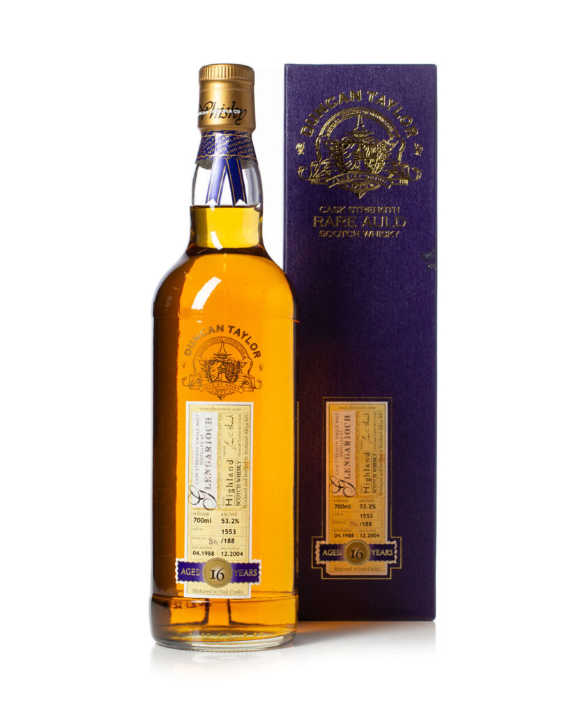 Buy Glen Garioch 1988 16 Year Old Cask Strength Rare Auld