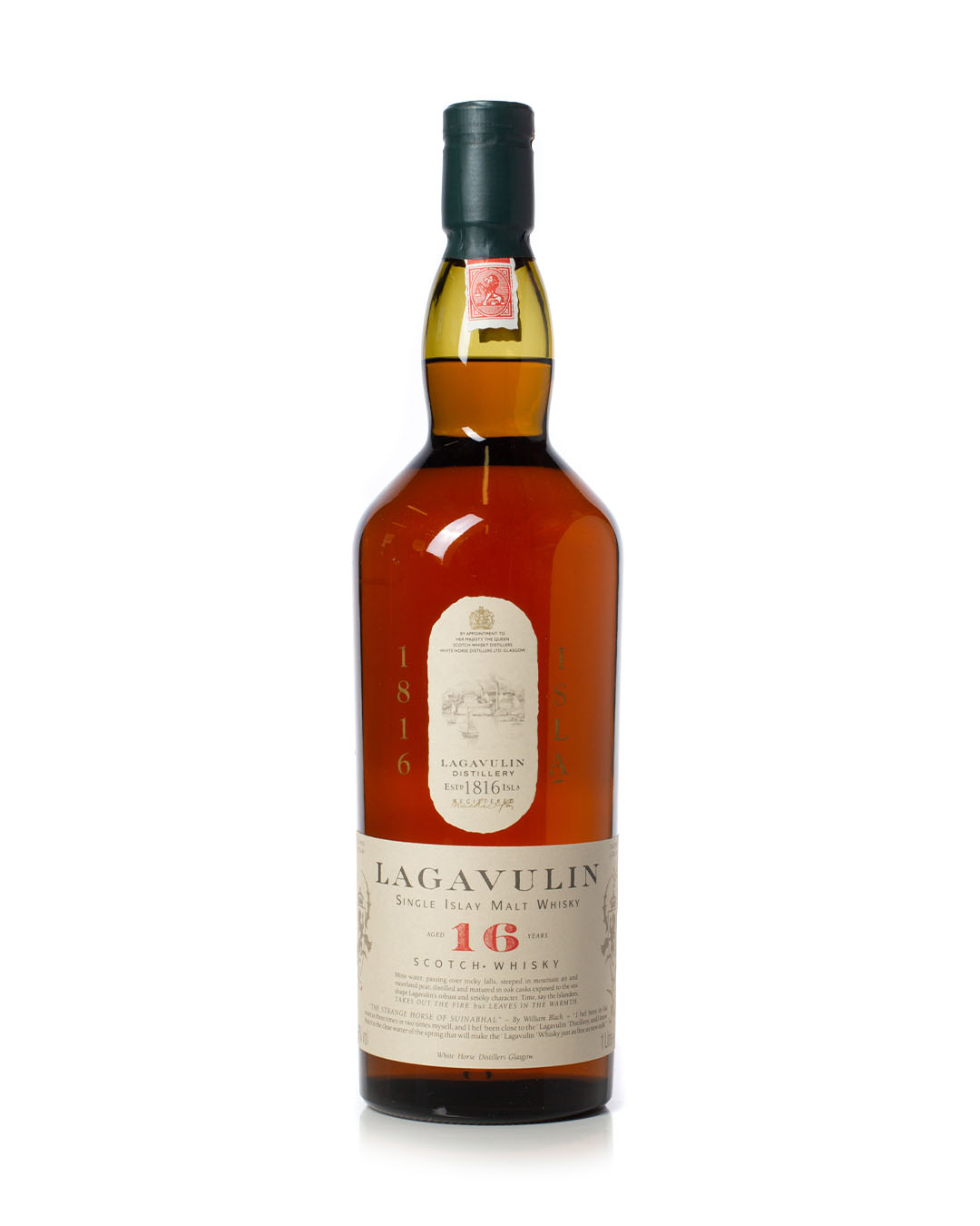 Buy Lagavulin 16 Year Old White Horse Distillers online