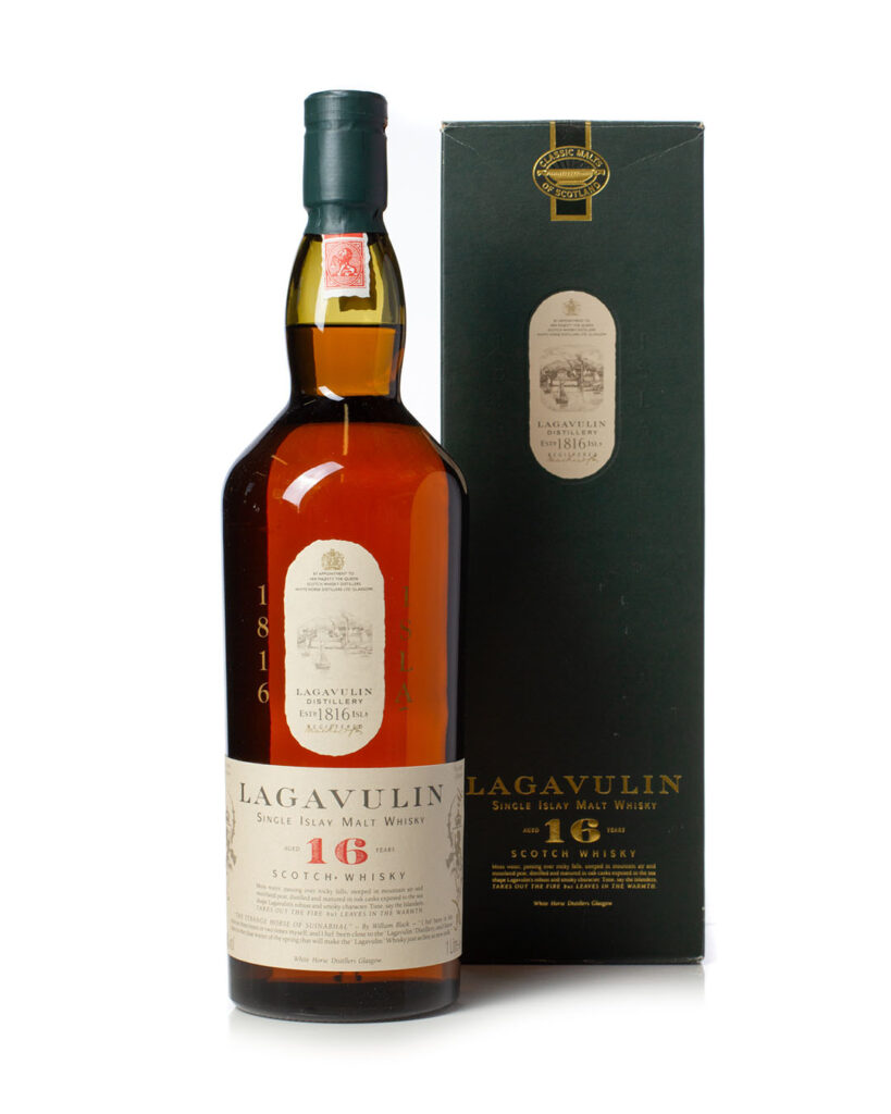 Buy Lagavulin 16 Year Old White Horse Distillers
