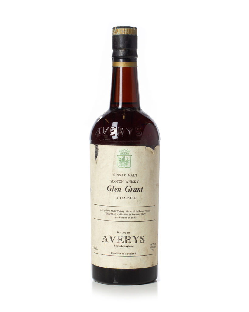 Buy Glen grant 1969 11 year old Averys whisky