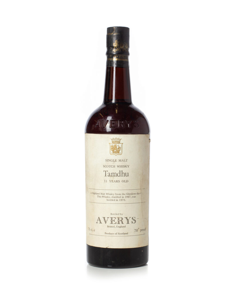 Buy Tamdhu 1967 11 year old Averys
