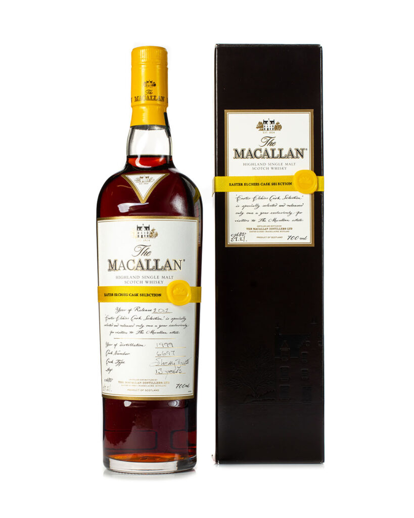 Buy Macallan Easter Elchies Cask Selection 1999 2012 Release online