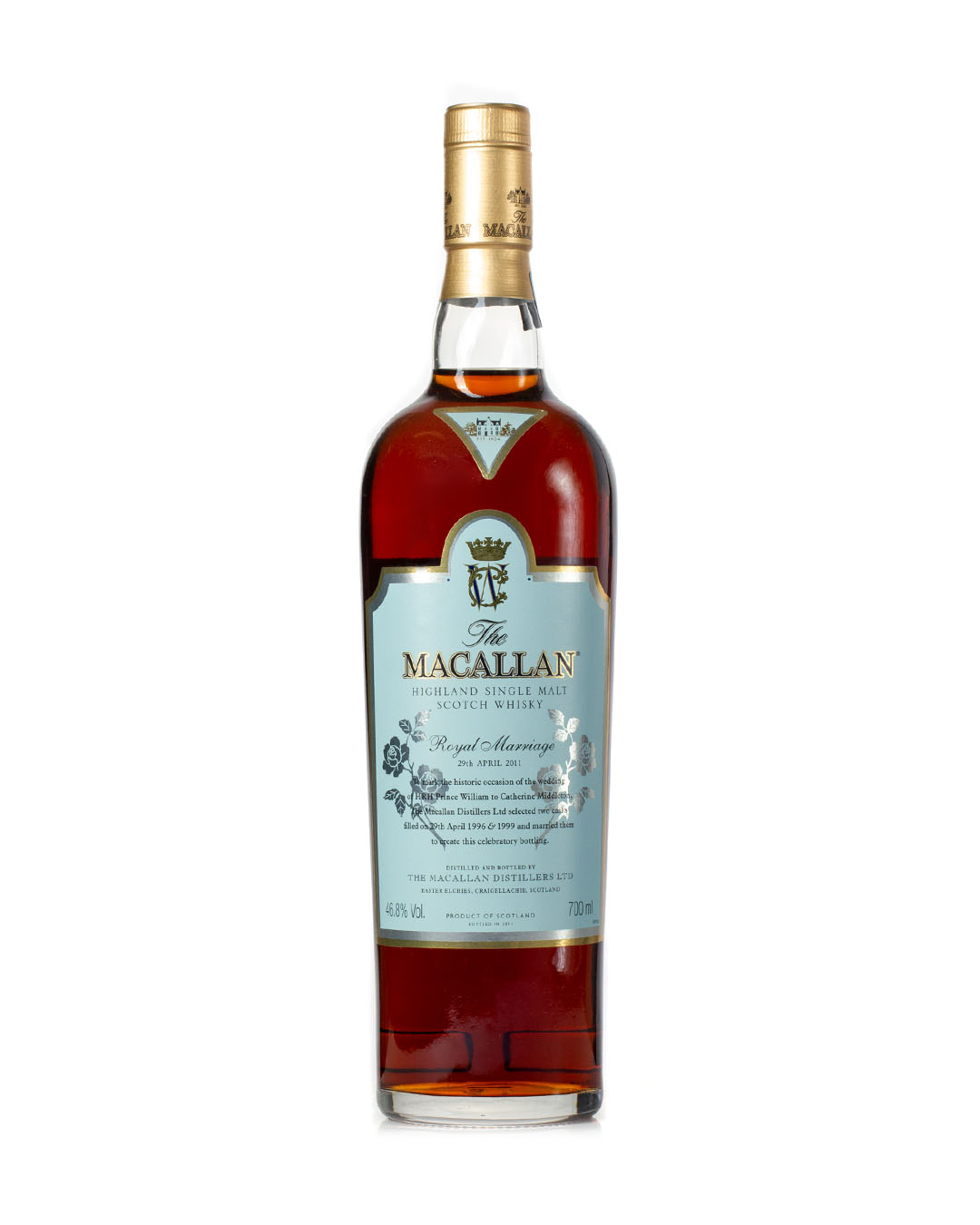 Buy Macallan Royal Marriage 2011 online