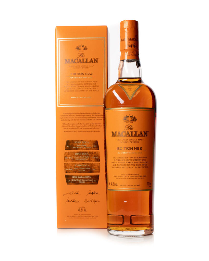 Buy the Macallan Edition Series NO.02